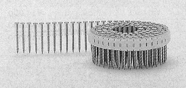 シート連結カラーロール釘(直) RDP