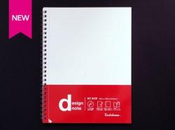 デザインノート B5サイズ